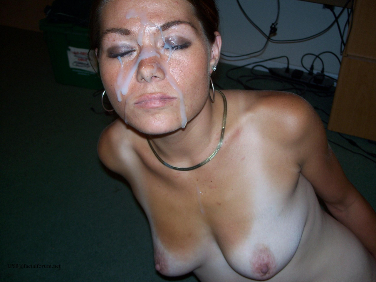 sexe nu en photo de cougar du 68